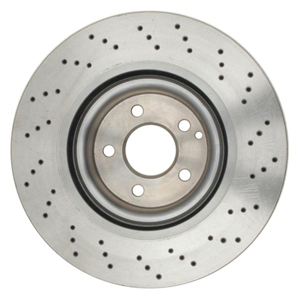 Front Solid Disc Brake Rotors For Mercedes Benz CL550 CL600 S350 S400 S550